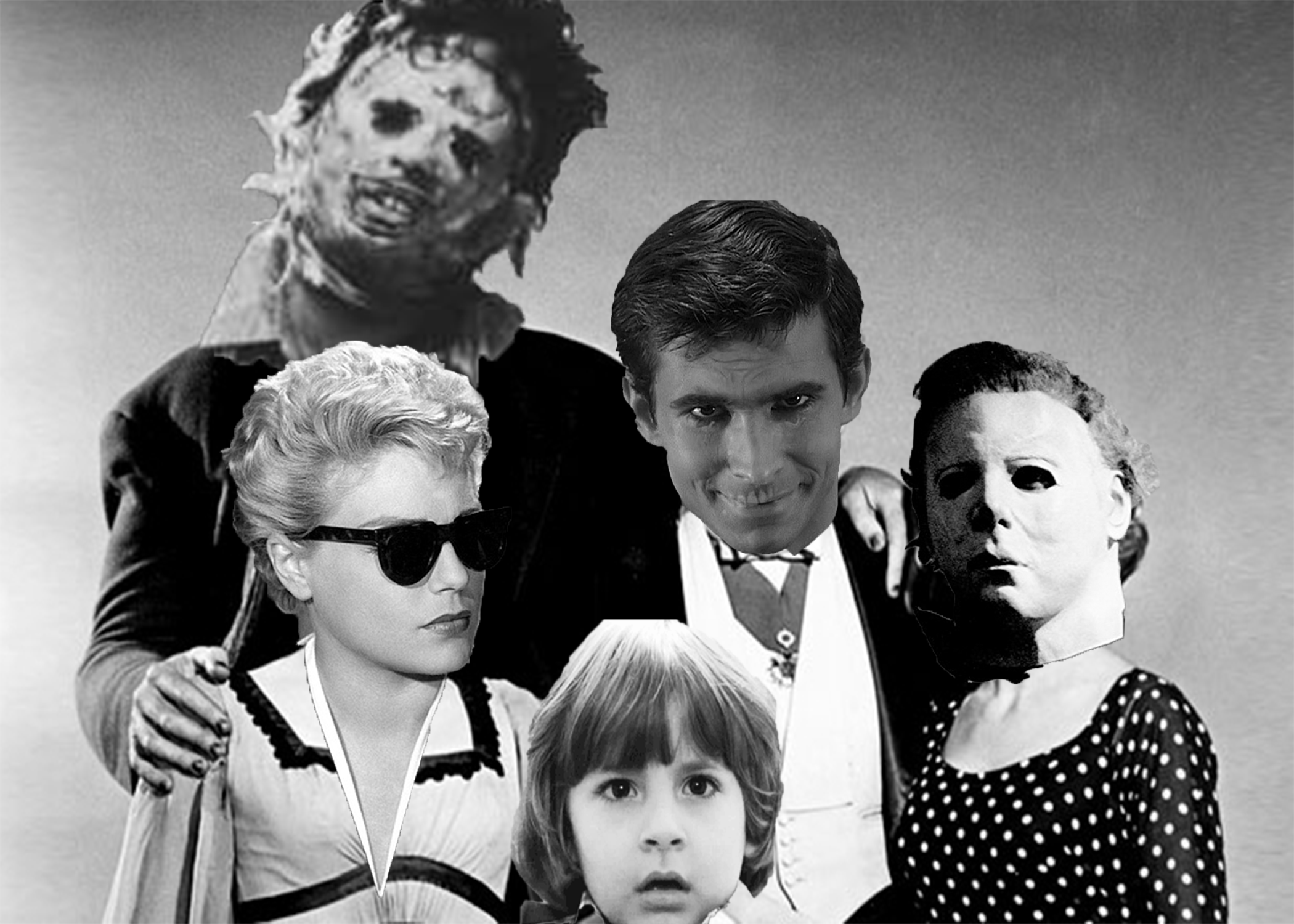 Horror films today bear a lot of influence from the workings of those before them. While there are much more than just five films that set precedents to horror filmmaking today, these are 5 of that I think branch from the previous in such a way that form a pretty interesting family tree. Plus, I'm just way too scared to ever watch  The Exorcist  again.