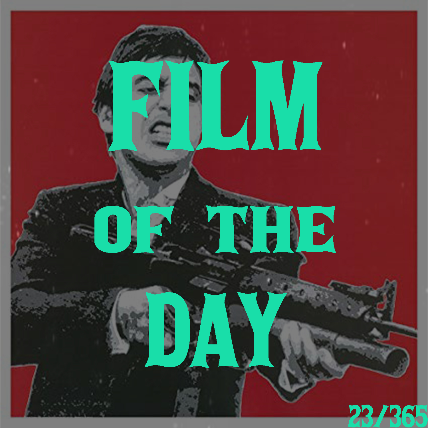 """Scarface     (Brian De Palma)   """"Say hello to my little friend!"""" Possibly De Palma's most popular film in mainstream terms,  Scarface  is one of the more exhilarating films in the gangster genre as it turns Howard Hawks' 1932 film into a modern re-adaptation in the depths of 1980's Miami.  *FILM OF THE WEEK"""