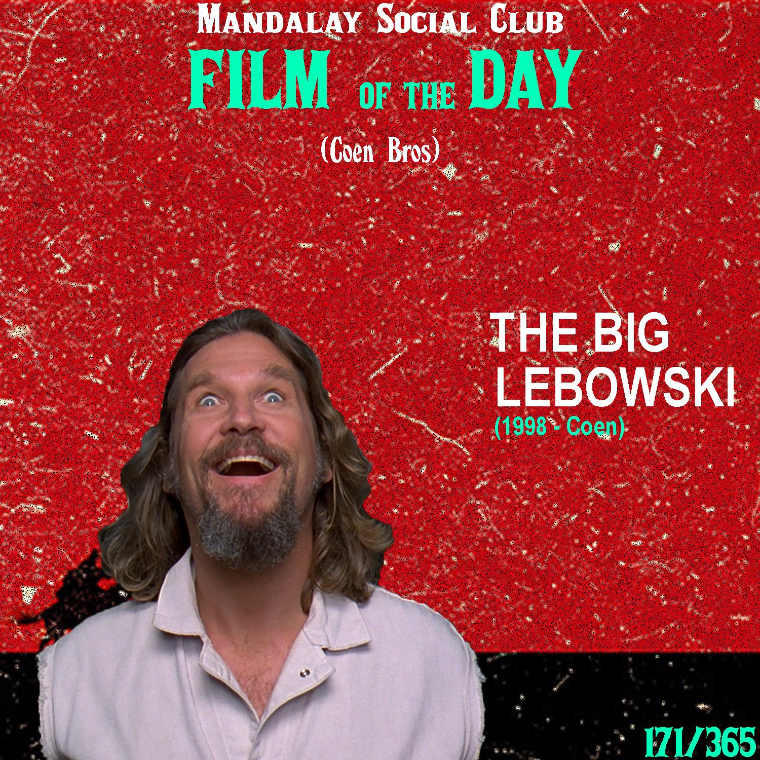 THE BIG LEBOWSKI     (dir. Coen Brothers)   The Coen's career had been in full effect for 14 years already, but  The Big Lebowski  launched the duo into the stratosphere.  Jeff Bridges stars as Jeff Lebowski, or 'The Dude', a pot-smoking, White Russian drinking slacker who spends his days getting high and bowling. One day, a couple of goons barge into The Dude's apartment and mistake him for a different Jeff Lebowski and end up pissing on his rug. Rightfully upset, The Dude finds the actual Jeff Lebowski and asks him to reimburse him for his soiled rug. After refusing to pay the Dude back, Lebowski's wife gets kidnapped by the goons who soiled The Dude's rug and is being held for a million dollar ransom. Now, The Dude must go deliver the ransom and collect Lebowski's wife back.   The Big Lebowski  is the Coen's most praised, stylized, and popular film by far and for good reason.  The Big Lebowski  shows the Coen's at their peak in terms of comedic effect and they intertwine this goofy stoner comedy in the mix with a Raymond Chandler-esque mystery that plays out almost like  The Long Goodbye  if the Coen's got in the director's chair for it.    5/5     WATCH: Putlocker (FREE), iTunes (RENT)