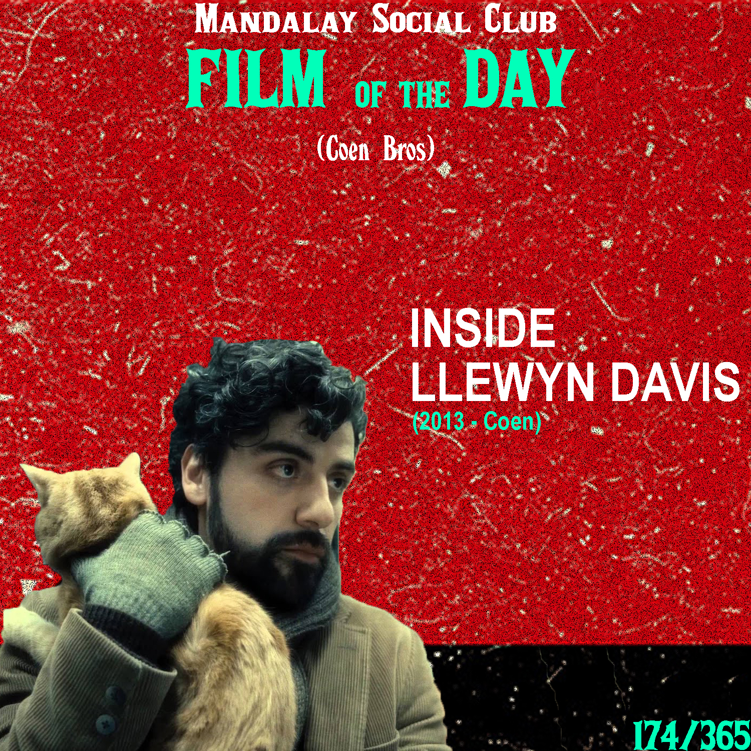 INSIDE LLEWYN DAVIS     (dir. Coen Brothers)   Inspired by the life of the influential folk singer Dave Van Ronk,  Inside Llewyn Davis  has not only been regarded as one of the best Coen Brothers films to date, but one of the best films of the 21st Century so far.  Oscar Isaac stars as Llewyn Davis, a struggling folk singer in 1960's Greenwich Village who attempts to make a name for himself and find success as a singer after his first album is a complete flop. Along the way, Llewyn must deal with a myriad of life situations that continuously find themselves getting in the way of Llewyn's path to the top. From finding (and losing) his friend's cat to dealing with a pending abortion he has to pay for, we see how each decision Llewyn makes slowly affects everything else that happens to him from there on out.  The Coen's used Llewyn Davis as a platform to dive into the world of a struggling artist who refuses to compromise his artistic integrity for success. Being such unwavering and sincere artists themselves, you can feel the genuine nature of the brothers as they act as a voice for all musicians, filmmakers, and artists out there who aspire to share their gift with a world that doesn't want true artistry.    4.5/5     WATCH:     Prime Video