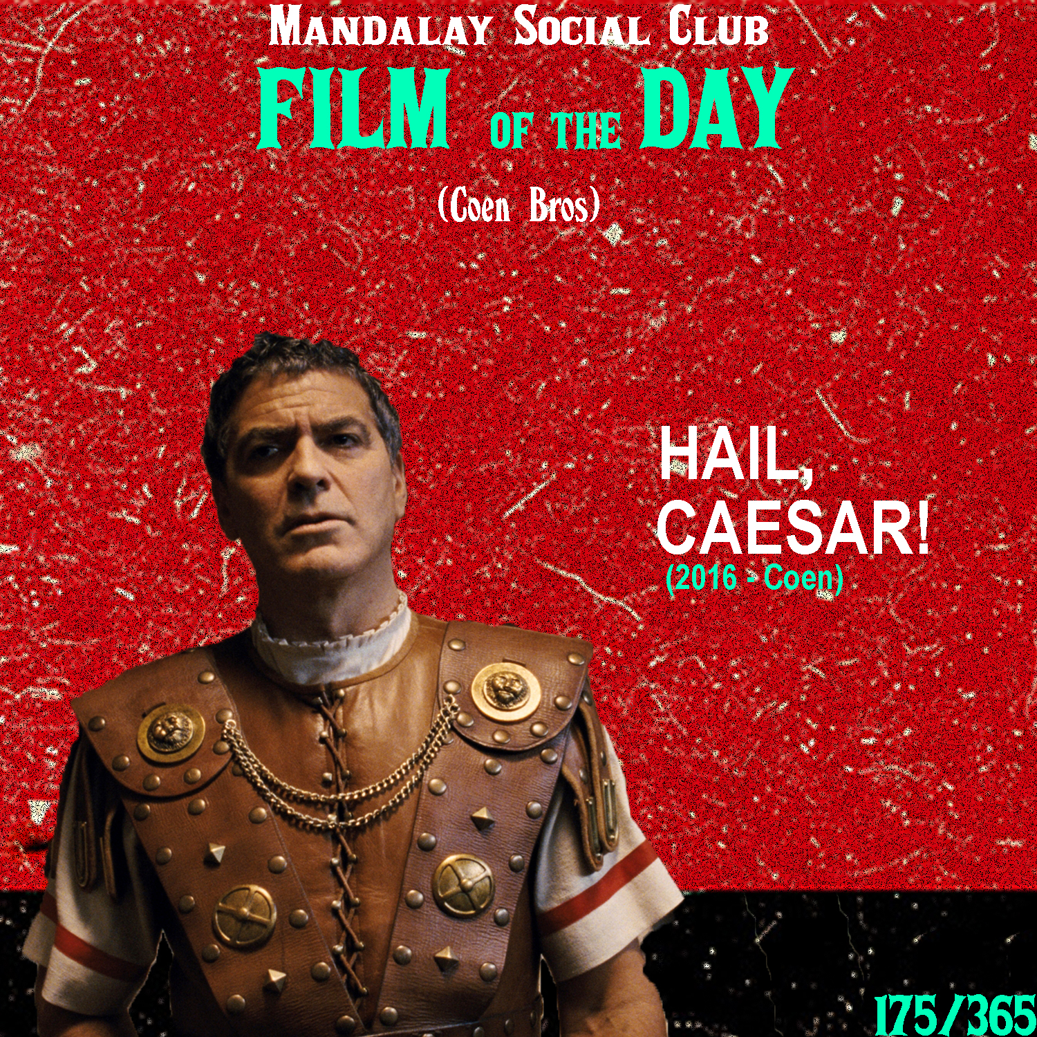 HAIL, CAESAR!     (dir. Coen Brothers)   The Coen Brothers' star vehicle of a film boasts their biggest cast to date in this play on the studio system in the Golden Age of Hollywood.  Josh Brolin stars as Eddie Mannix, a 'fixer' at Capitol Pictures, who spends his days and nights fixing all the issues that take place in dealing with actors, directors, and reporters in Hollywood. Among everything going on at the Capitol Pictures lot, George Clooney, starring as actor Baird Whitlock, has been kidnapped by the Communists and held for ransom. It's up to Mannix to bring Whitlock back so they can finish his film  Hail Caesar !   Hail, Caesar!  is nowhere near one of the Coen's best films, but it's massive cast gives it quite a bit of charm. Since there are so many stars like Clooney, Brolin, Scarlet Johansson, Jonah Hill, Tilda Swinton, Channing Tatum, and more, we barely get a chance to dive into any of their stories so the film unfortunately feels so facial that it's hard to really attach yourself to any of the characters. It's not a great film, but it is fun to say the least!    3/5     WATCH: Putlocker (FREE), iTunes (RENT)