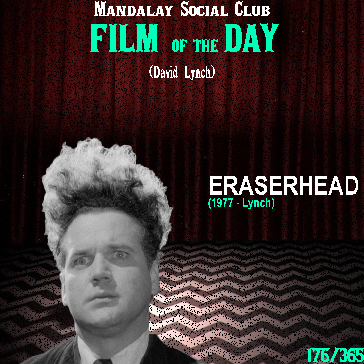 "ERASERHEAD     (dir. David Lynch)   David Lynch's nightmarish debut  Eraserhead  is what he calls his ""most spiritual film."" Made over the course of 5 years,  Eraserhead  is a surreal take on the acceptance and trials of fatherhood.  Jack Nance stars as Henry Spencer, an awkward young man who finds out that his girlfriend Mary X had a child. Completely unaware, he's told that he is the father and that he and Mary must get married before he can see the baby. However, this 'baby' his more of an alien hybrid creature that wails and hollers all throughout the night, creating intense friction in Henry's personal and romantic life.  It's pretty difficult to give a standard synopsis to any of Lynch's films, but  Eraserhead  might actually be the toughest. Lynch, who's known for his surreal imagery, created a black and white world in  Eraserhead  where the natural horrors of the human experience are exaggerated the point of absurdity. This film is the perfect stepping stone into the world of David Lynch, as it also acted as the platform for launching the prolifically weird career of one of the finest filmmakers of the generation!    5/5     WATCH: The Criterion Channel, iTunes (RENT)"
