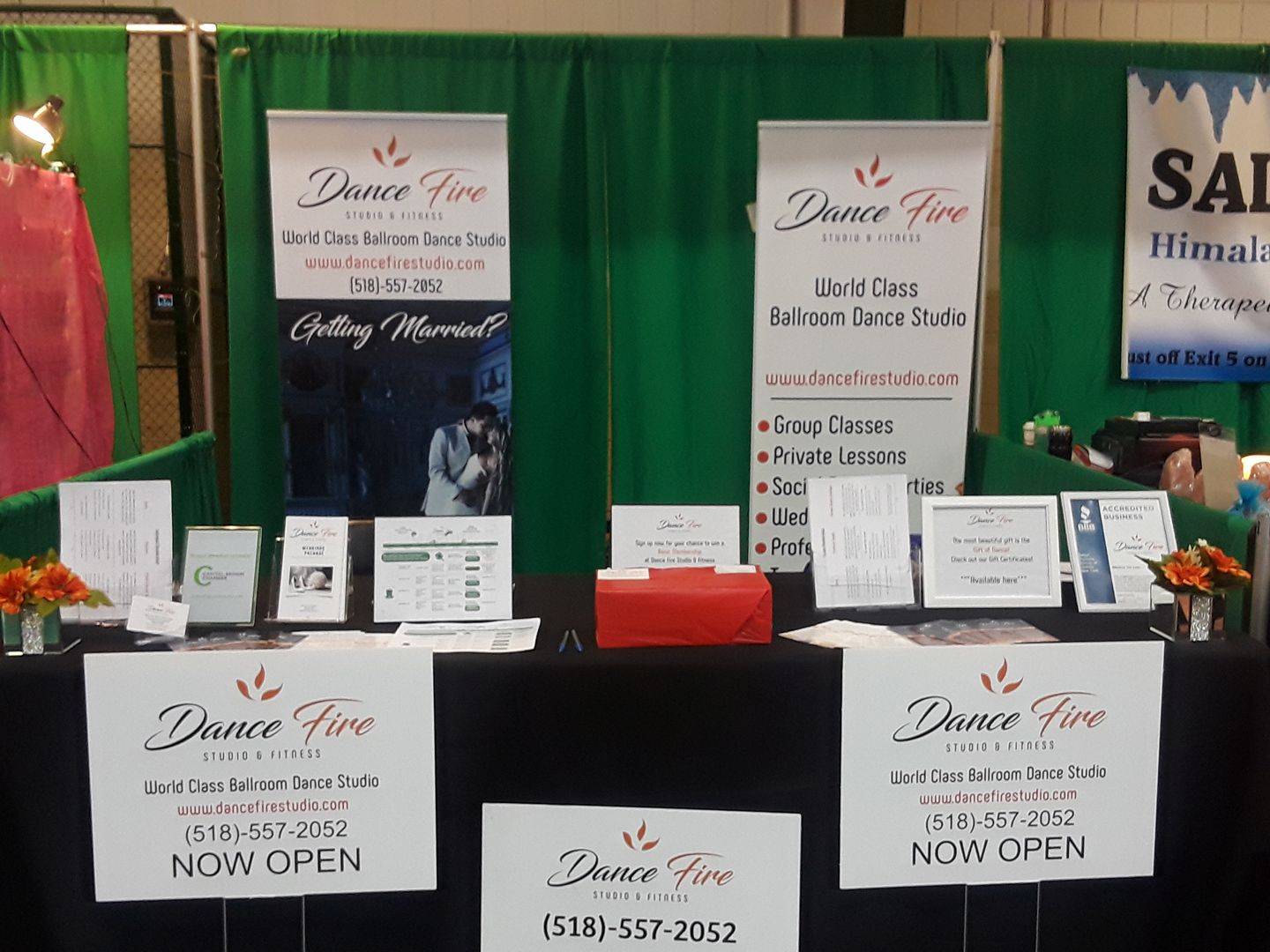 Stay tuned for our announcement of the winner of the Basic Membership! Thank you, Women's Expo, for having us!