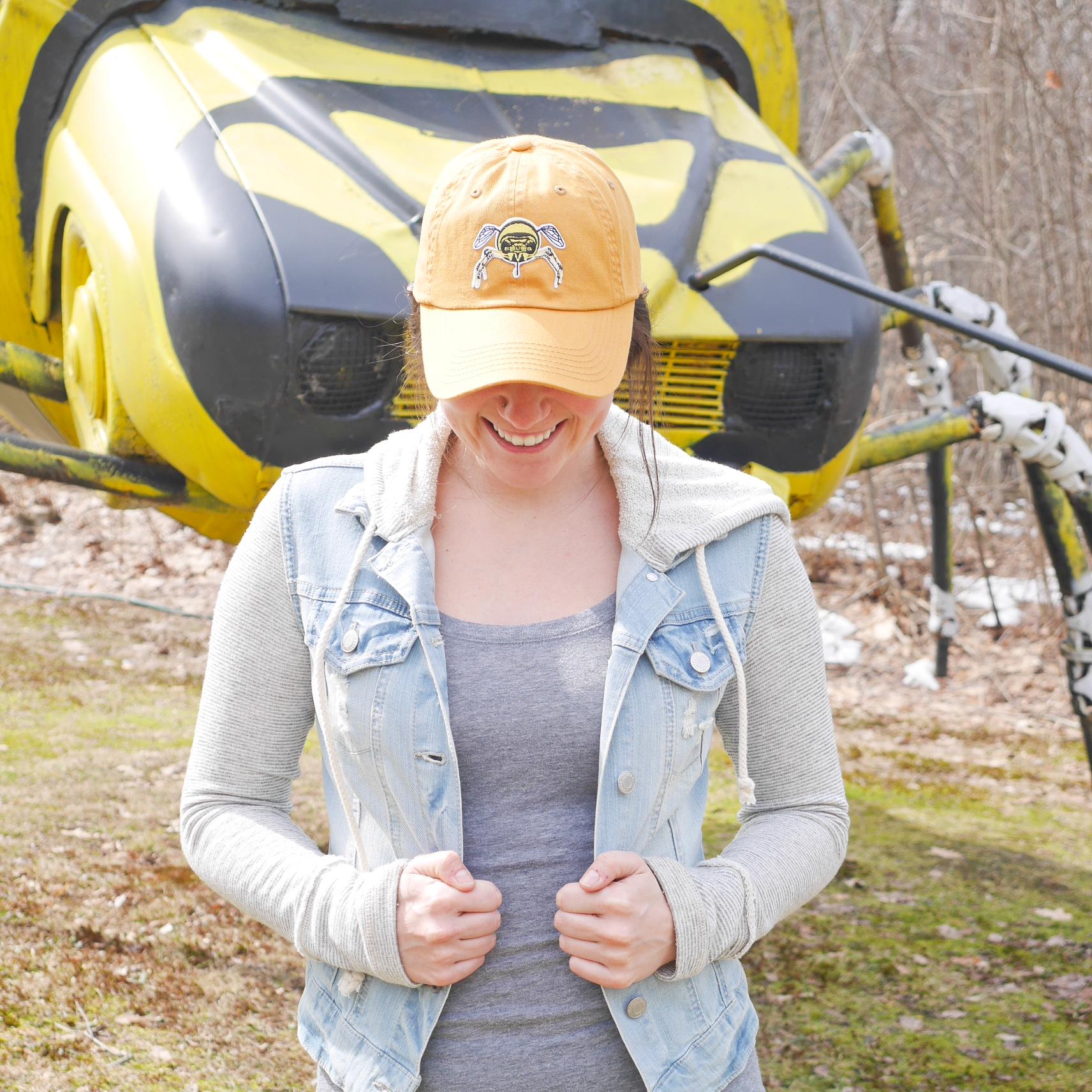 Schaefer's Auto Art Bumblebee Hat