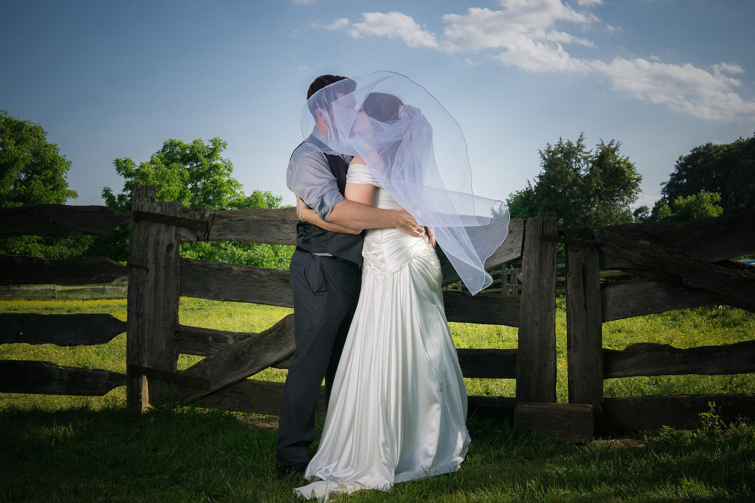 wedding photography gettysburg pa