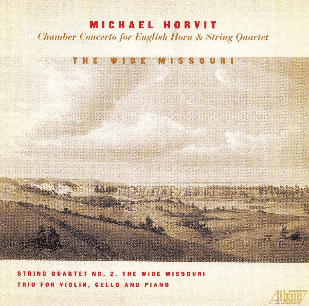 Michael Horvit: Chamber Concerto