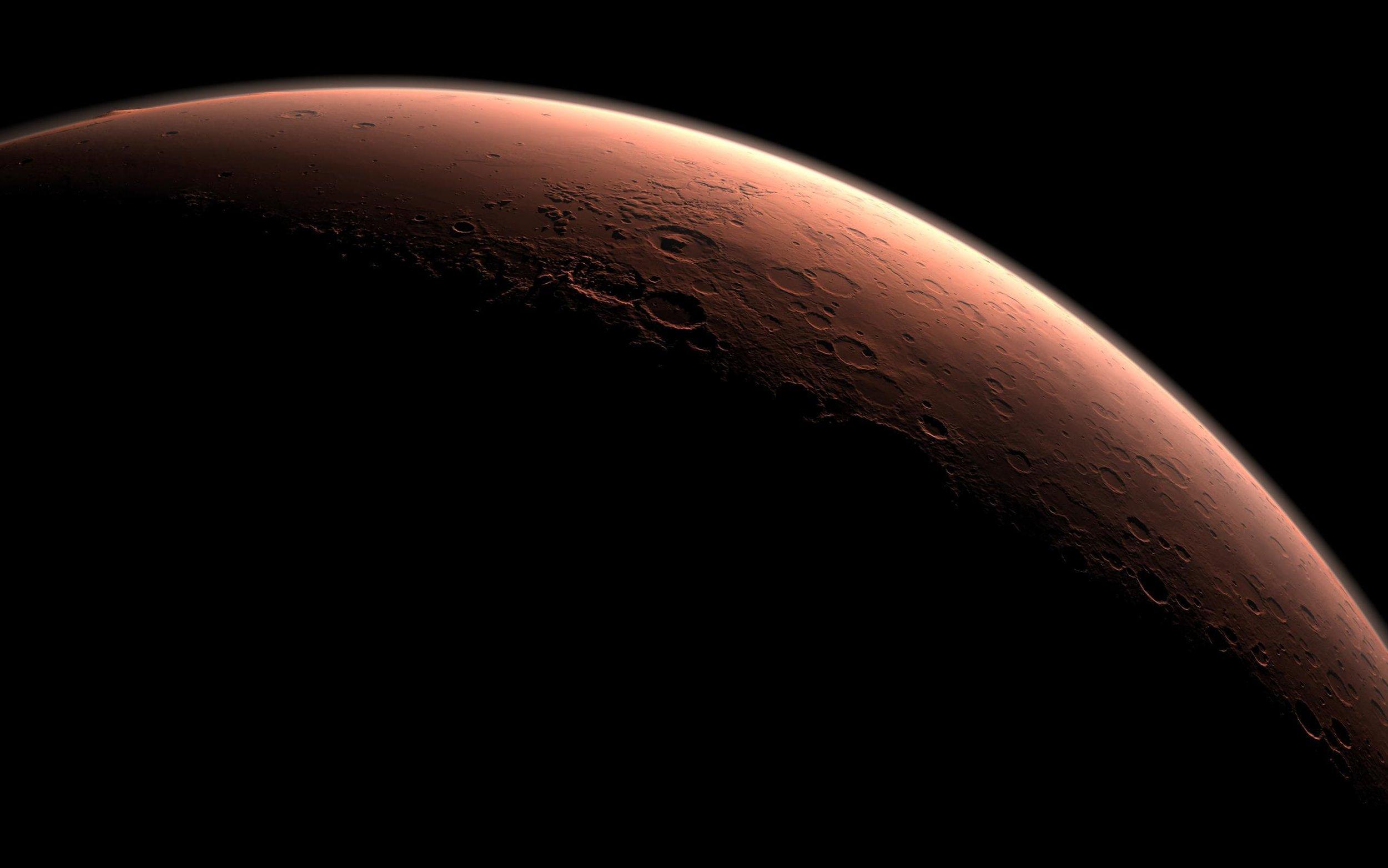 MARS BOUND -