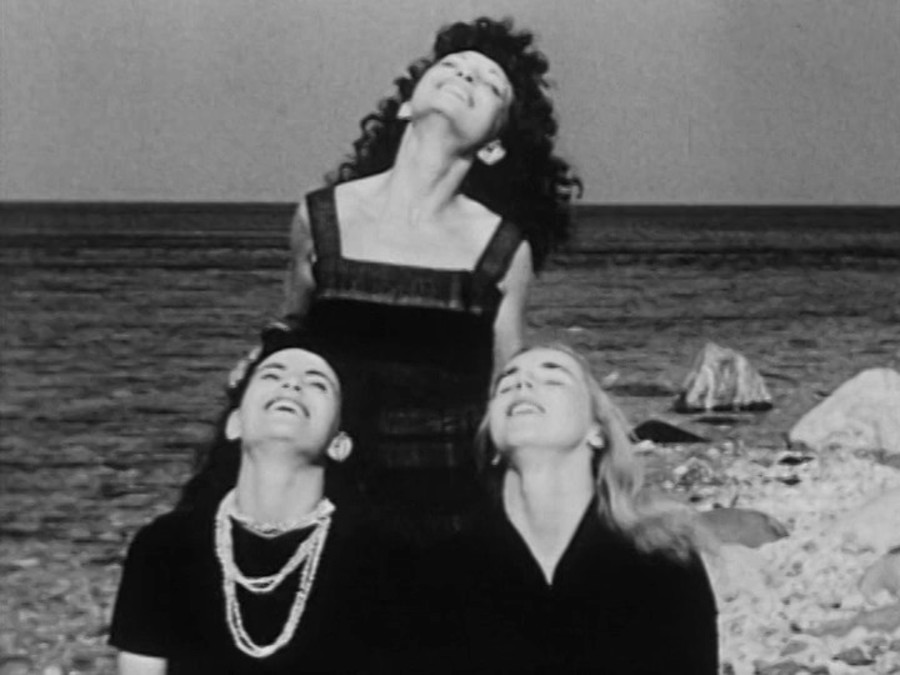 A Still from  At Land  (1956) Directed by  Maya Deren