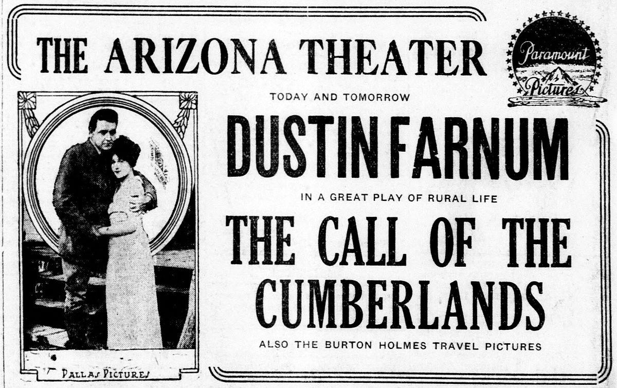 The_Call_of_the_Cumberlands_-_1916_-_newspaperad.jpg