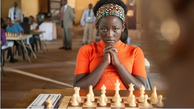 Aquarius:     Queen of Katwe     (2016) directed by Mira Nair   Aquarius, you are a natural born leader and it should come at no surprise that so many politicians and world leaders are fellow Aquarians! Never interested in brute force, you are the philosopher kings of the zodiac, allowing your incredible intellect and curiosity to guide your leadership tactics. This month I've gone in a different director for you, selecting a sweet underdog story that can feel a bit pandering at times, but there is a great lesson for you in it, Aquarius. Directed by Mira Nair,  Queen of Katwe  tells the true story of Phiona Mutesi (Madina Nalwanga), a bright young girl living in Katwe, a Ugandan slum, with her mother, Nakku Harriet (Lupita Nyong'o). Their family is impoverished and Phiona finds it difficult to help raise money for her siblings and mother, until one day she encounters a man named Robert (David Oyelowo), who teachers children soccer and chess. Phiona possesses a strong talent for chess and spends an increasing amount of time under Robert's tutelage until she is ready to compete in chess tournaments. In these tournaments, Phiona learns to trust herself, her mind, and ultimately defines her own rules for success. Aquarius, take a note from Anna's book and take it easy on your inevitable path to power and self-possession. Remind yourself along the way that there is no linear path to greatness, for what is greatness for you might not apply to everyone, and you wouldn't have it any other way.