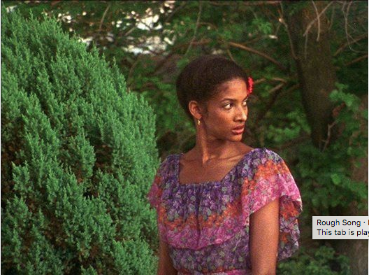 Virgo:       Losing Ground     (1982) directed by Kathleen Collins   Virgo, you are a sign that loves being in control. You tend to be very well put together, often not letting onlookers see any emotional disturbances that lurk beneath your carefully curated exterior. One of the most Virgo characters I have ever seen is Sara Rogers (Seret Scott), the charismatic and at times confusing protagonist of Kathleen Collin's visceral study of relationships and control,  Losing Ground . The first feature length film directed by an African American woman (!!!), Losing Ground is the story of Sara, a ridiculously smart and enticing philosophy professor, and her laid-back painter husband, Victor (Bill Gunn). It seems as though they are stuck in a rut in their relationship, or that maybe they have built their marriage on a nonexistent foundation. To mix things up, the couple decides to rent a house in upstate New York and escape the bustle of the city for the summer. While Victor ends up flirting with the young women of the idyllic town, Sara reluctantly accepts a role in her student's film, in which she plays a woman very different from herself, and must sensually dance with and seduce another man, Duke (Duane Jones). Throughout the film, Sara grapples with the shortcomings of her marriage and question her behavior and the way she must be in control of every element of her life. This film is dreamy and daring, and I think you will gain a lot from it, Virgos! Take time to examine your own relationships as well as your relationship to yourself. Is there room anywhere for you to relinquish a little control in order to receive opportunities you could never plan?