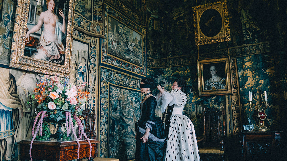 3. The Favourite (dir. Yorgos Lathimos) - In the early 18th century, England is at war with the French. Nevertheless, duck racing and pineapple eating are thriving. A frail Queen Anne occupies the throne, and her close friend Lady Sarah governs the country in her stead while tending to Anne's ill health and mercurial temper. When a new servant, Abigail, arrives, her charm endears her to Sarah. Sarah takes Abigail under her wing, and Abigail sees a chance to return to her aristocratic roots.