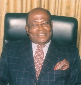 Head of the Committee of Experts, Prof. S.K.B. Asante