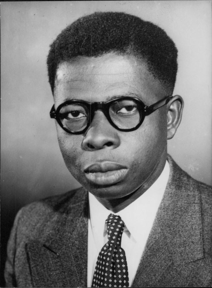 Dr. Ebenezer Ako-Adjei, Nkrumah's accused foreign minister