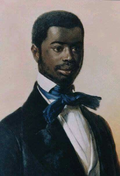 Kwasi Boachi, a Prince of Ashanti, was sent to Holland for his education at ten years old in 1837.