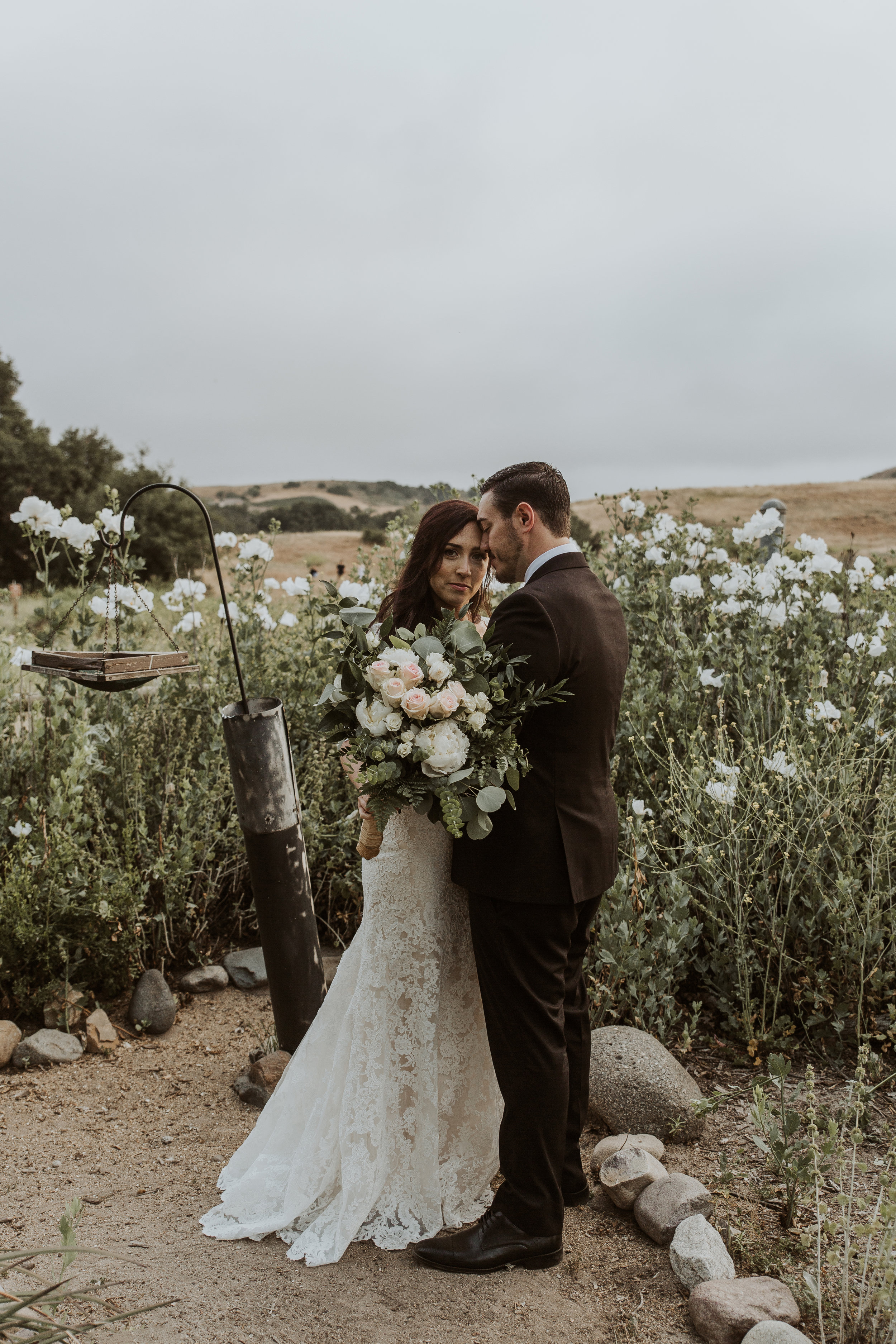 Bridal Session in Coto De Caza by Natalie Michelle Photo Co. - Orange County Wedding Photographer - Coto De Caza Bridal Photography by Natalie Michelle Photo Co.