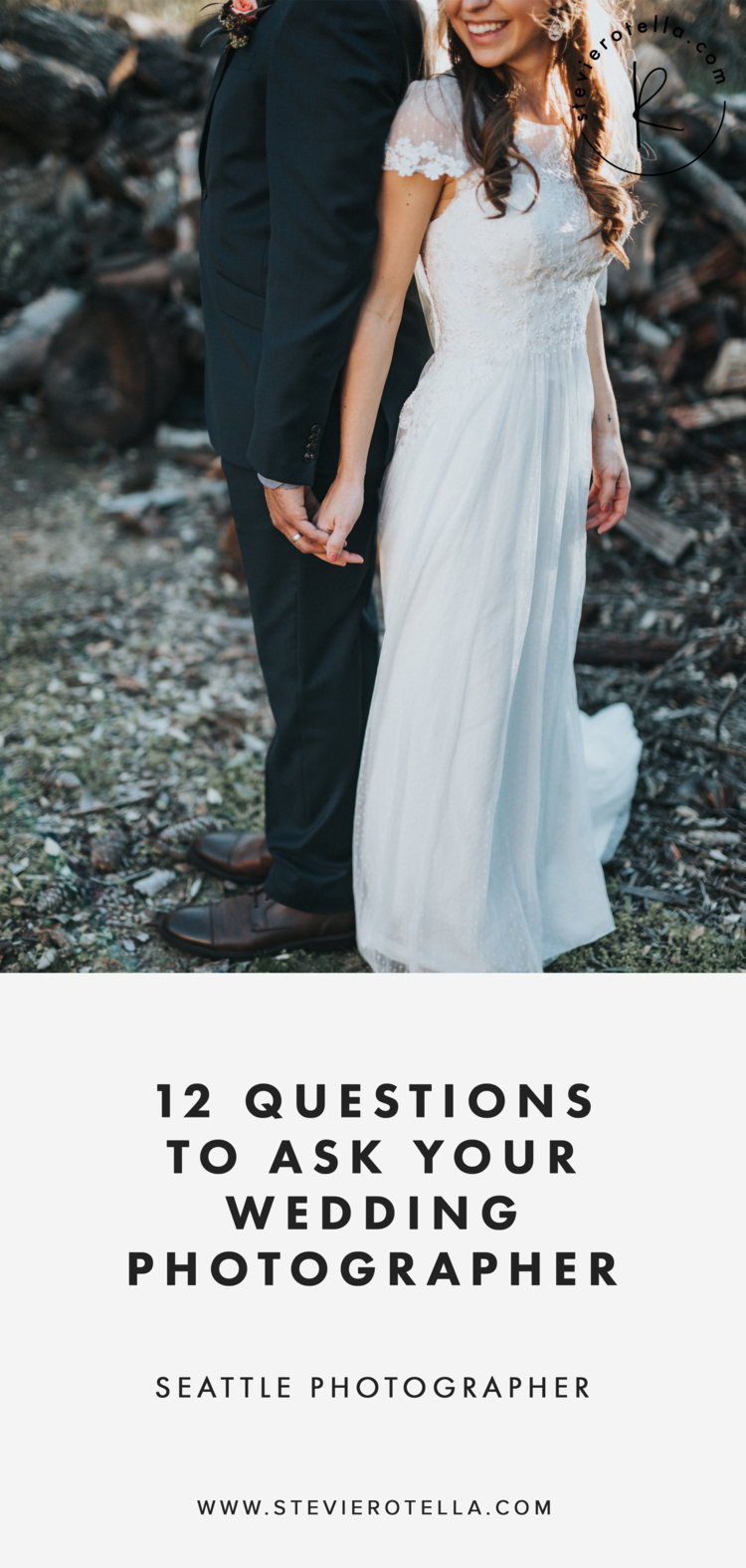 Questions To Ask Your Wedding Photographer.12 Questions To Ask Your Wedding Photographer Stevie Rotella