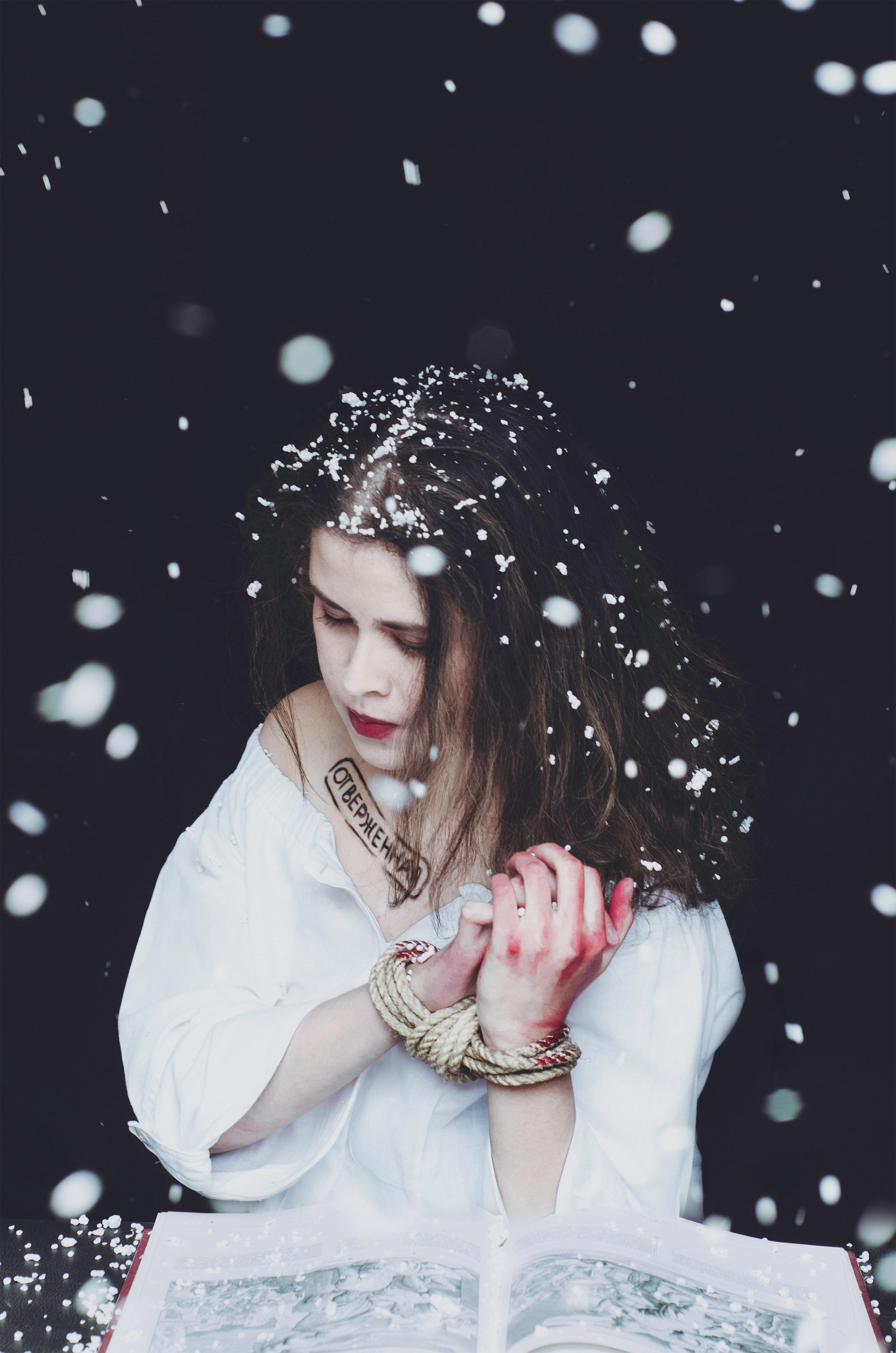 Aguanta el frío invierno