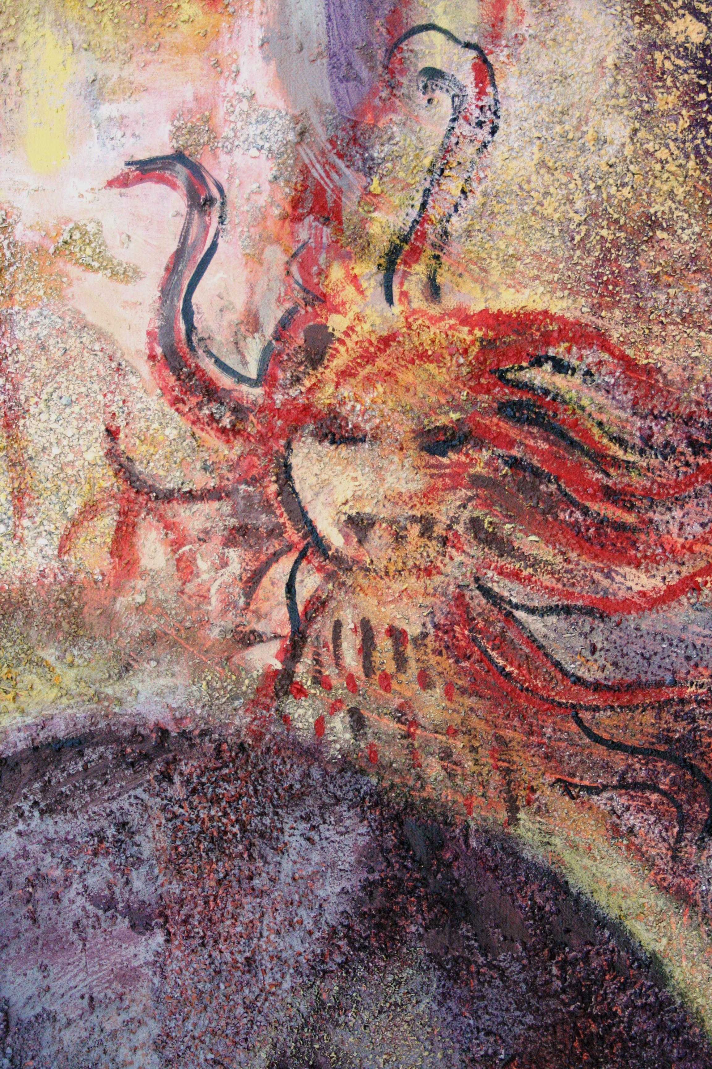 detail of Medusa