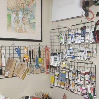 reorganizing studio.jpg
