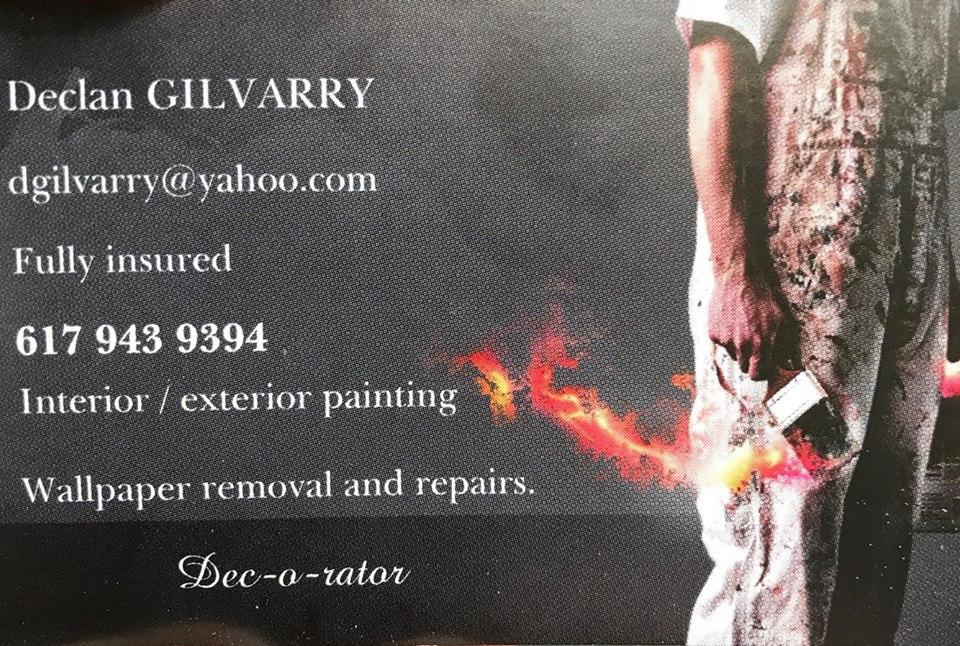 Dec-O-Rator Painting -