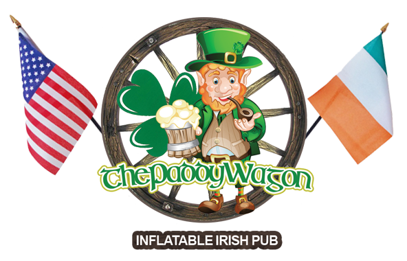 The Paddy Wagon - Today, in Boston, there is a new and innovative way to bring that experience to your next corporate event, wedding or family gathering. Say hello to The Paddywagon Inflatable PubVisualize cold, properly poured pints of fresh Irish Stout, and homemade Irish staples, such as Sheppard's Pie, Curry Fries and everyone's favorite Beef Stew. We look forward to hearing from you. Slainte!