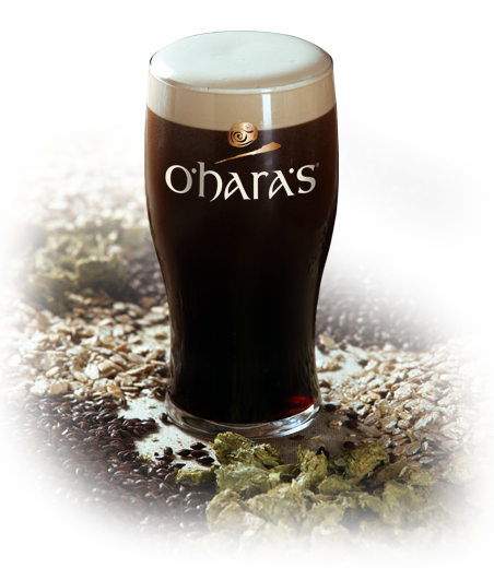 O'Hara's Craft Beer - Here at Carlow Brewing Company, also known as O'Hara's Brewery, we craft brew traditional Irish beers and our own interpretation of international beer styles, including our stouts and ales, wheat beers and lagers, all carrying the brewery founders family name O'Hara's.Each beer is crafted using classic brewing methods to create the traditional Irish beers styles that have long since been forgotten by many of the larger breweries. Our brewers also enjoy the opportunity to produce seasonal and limited editions each year. We hope you share in our passion, taste our beers and enjoy the experience.Found behind the bar all over the Boston area.