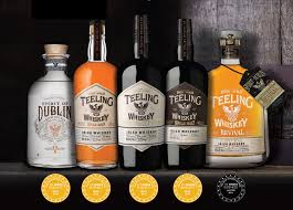 Teeling Craft Whiskey - Teeling whiskeys stay true to the family tradition of quality over quantity and our belief that it's what is in the bottle that really counts.From grain to bottle many hands are involved in our small batch production process to ensure that each bottle of Teeling is crafted to the highest standard possible. Found behind the bar at the finest Boston establishments.