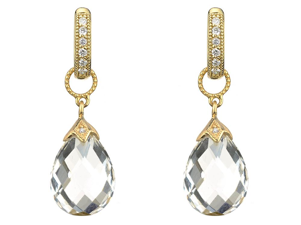 Jude Frances Pear Shaped Briolette Earring Charms.jpg