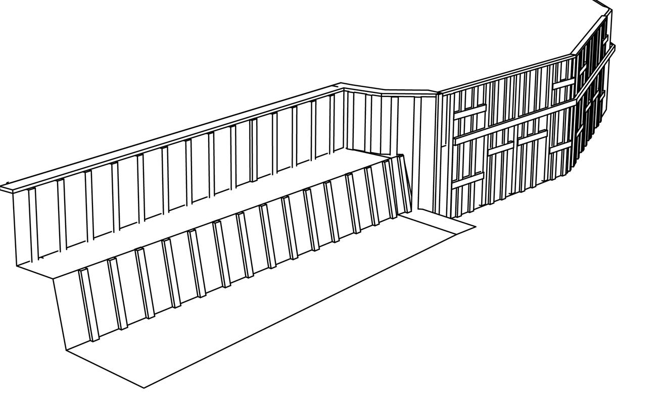 Creek Wall Model