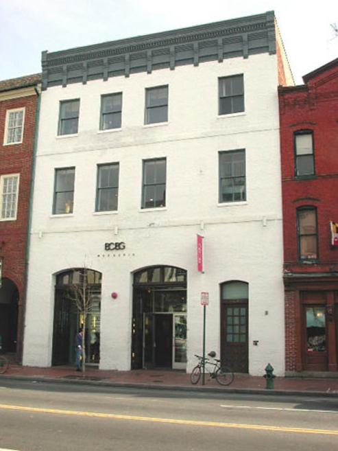 Copy of M Street<br>Washington, DC