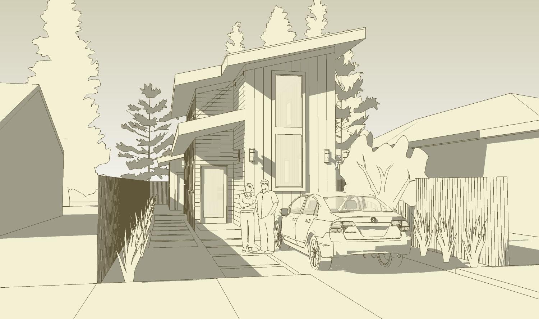 Adam Residence<br>Portland, OR