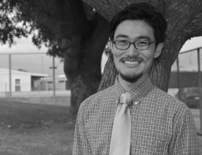 Luke Mizuki first knew that he wanted to do choir in 2nd grade, when he watched Los Alamitos High School's Xtreme perform at the All-District Choral Festival. He went on to be a part of the nationally acclaimed program at Los Al, appointed as the Vocal Music Council President and recognized for achievement in performance, singing, and songwriting. Luke received his Bachelor of Arts in Music from Westmont College, and one year later completed both his teaching credential and his Master of Arts in Teaching from the Longy School of Music. He has sung with choirs, musical theater groups, and as a featured soloist throughout the United States and internationally in Japan, Russia, and more. He continues to do work as a freelance pianist.Luke lives in Huntington Beach with his wife Emily and cat Hashi.