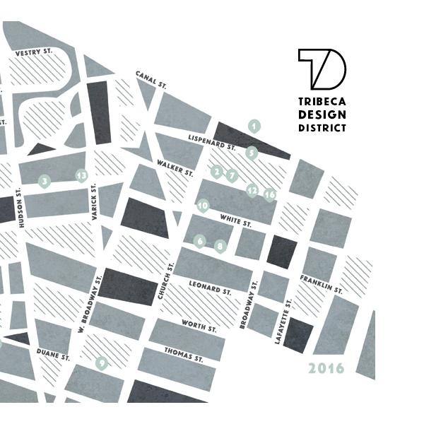 Tribeca Design District | brand development and partnerships