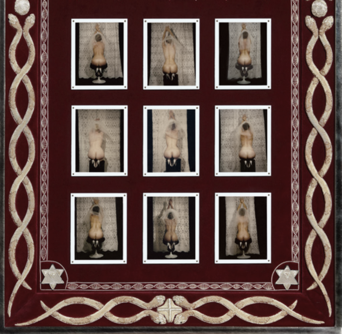 Sam Roddick's Hidden Within at Michael Hoppen Gallery