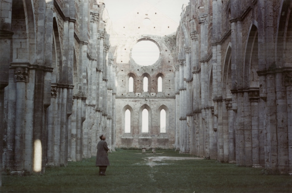 Nostalgia, 1983, from  Andrei Tarkovsky Retrospective at The Museum of Arts and Design