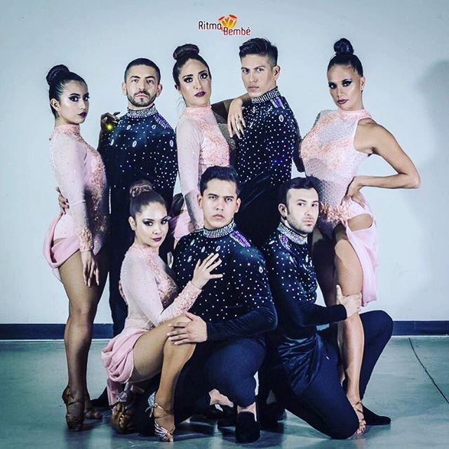 Alma Latina Pro Team  Www.almalatinadance.com