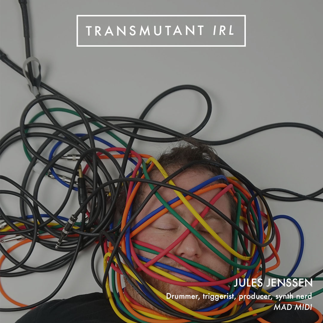 Meet Jules. - Jules Jenssen made the Transmutant Experience truly his own. Going above & beyond the curriculum bringing his vision for his far-field experiment MAD MIDI to life.Welcome Jules as Laura Escudé's TA for Transmute Accelerator 2.0 this Fall 2019.