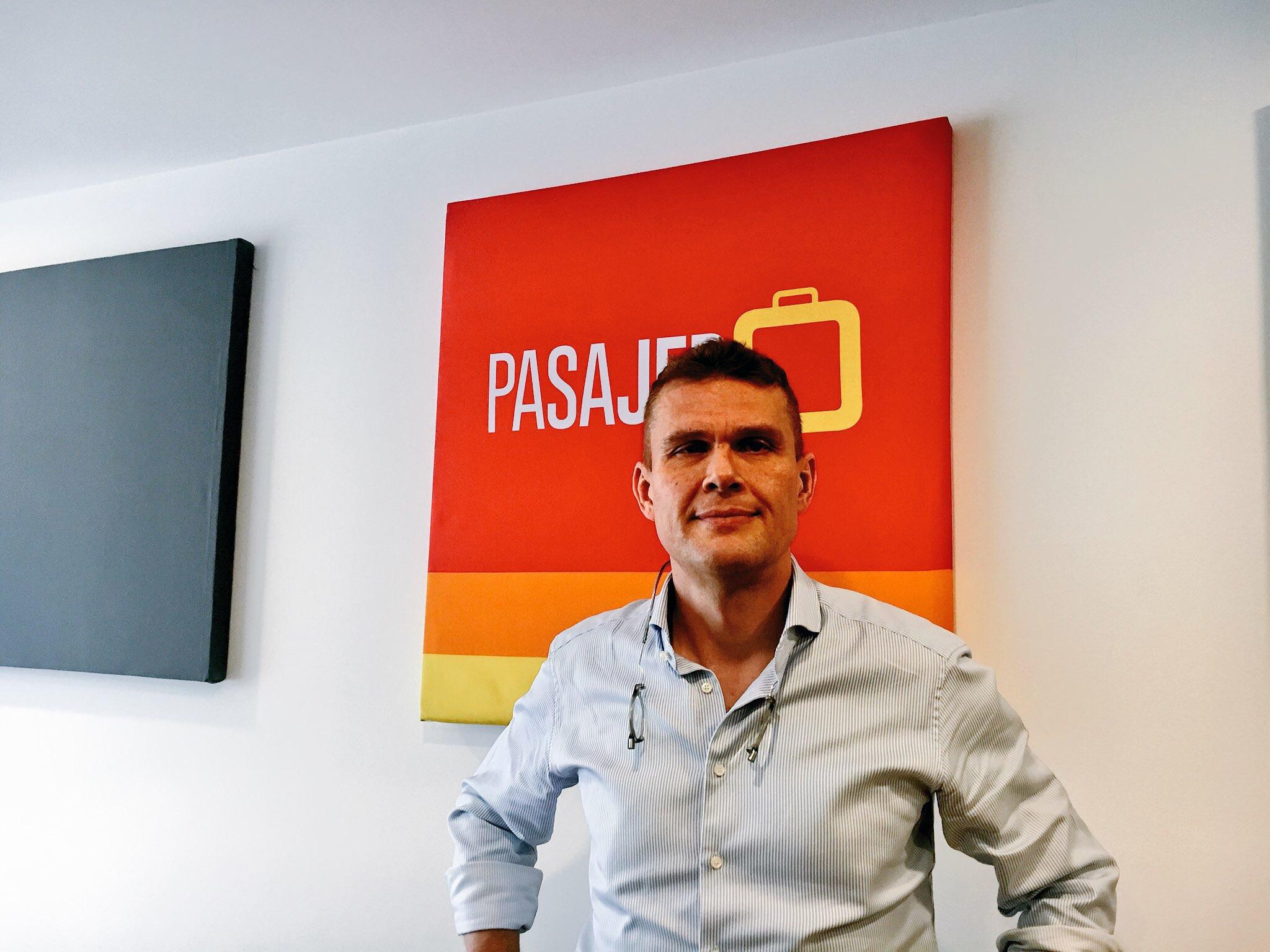 Kristian Kuhn, CEO y fundador de  Simplii