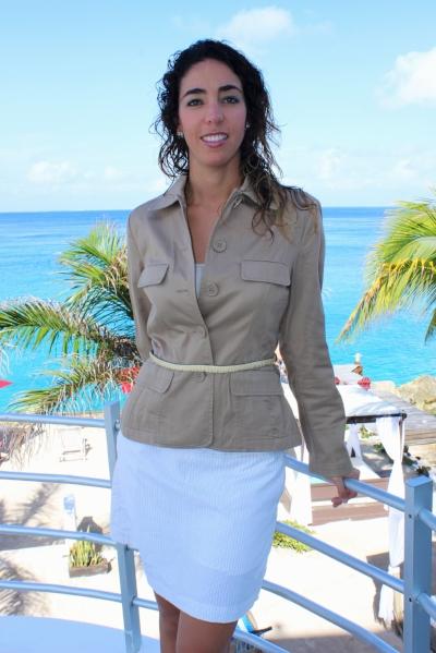 Beatriz Tinajero Directora de Grupo hotelero Hoteles BF