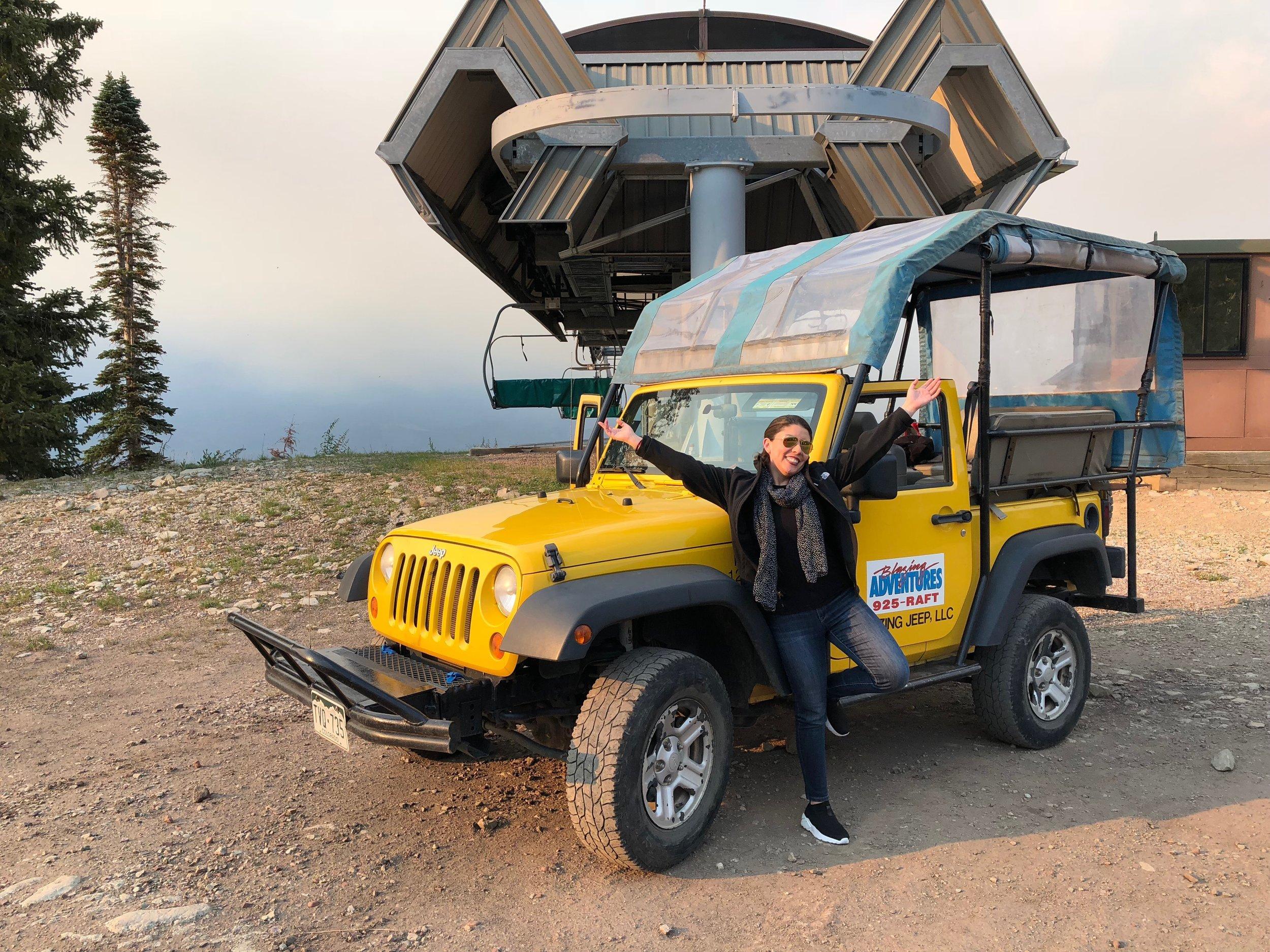 Experta Viajera en Aspen Colorado en Verano