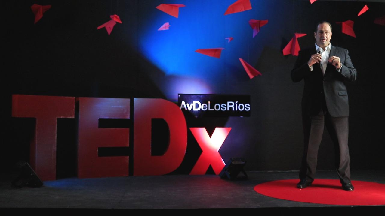 Francisco Suárez en TEDx AvDeLosRíos