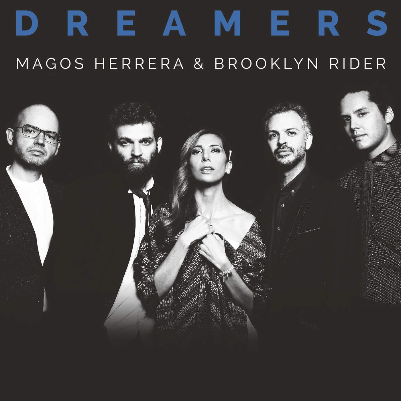 Niña con Magos Herrera y Brooklyn Rider