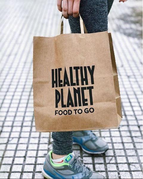 Healthy Planet de Arcos del rosedal (foto de Coco.healthyfit)