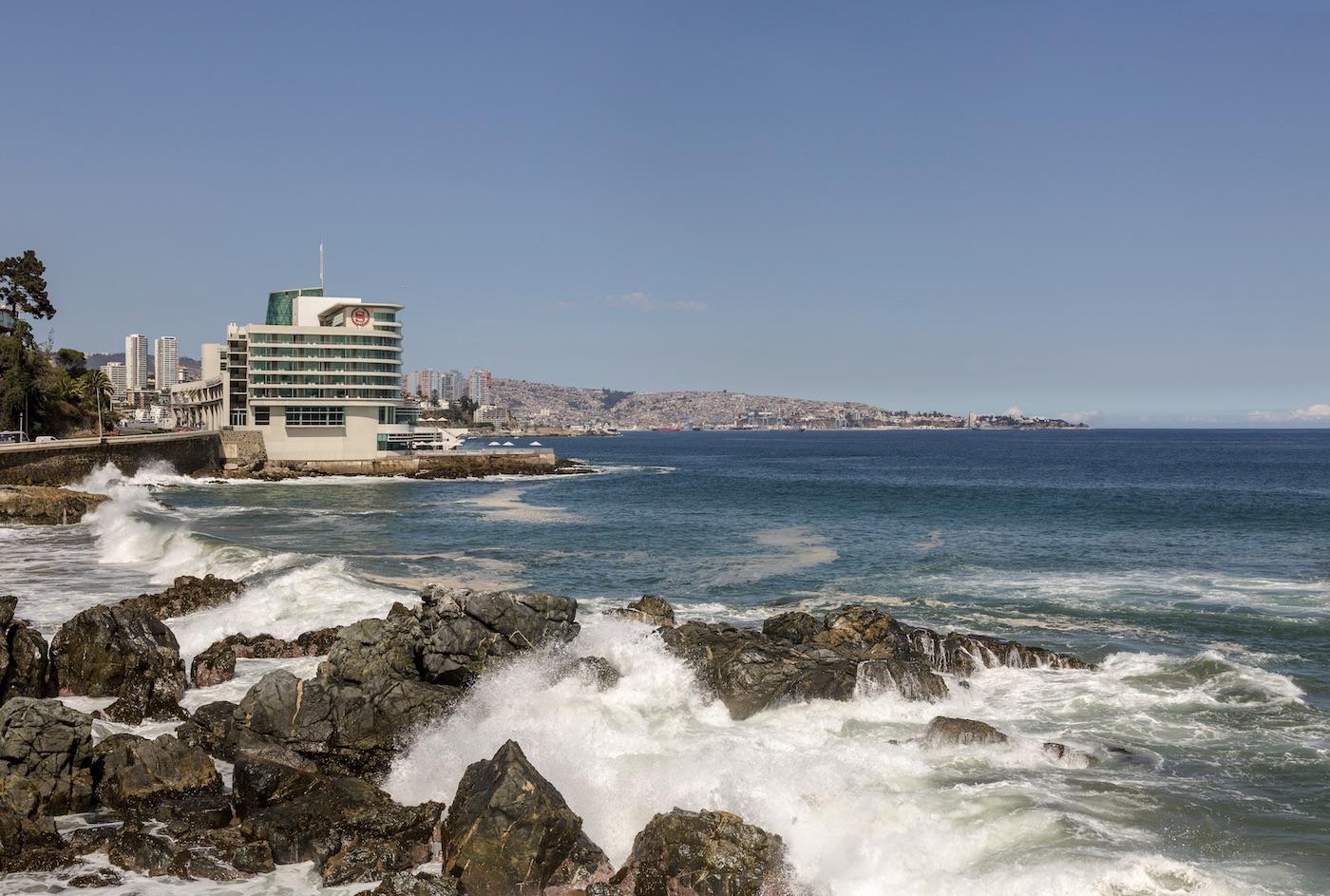 Sheraton Miramar en Chile.