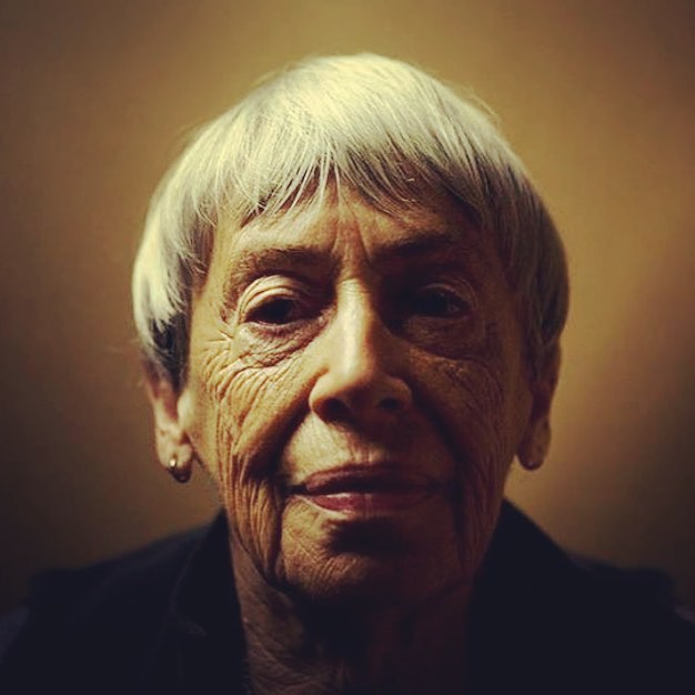 Novelist Ursula K. Le Guin...the K was for Kroeber...was the daughter of anthropologist Alfred Kroeber, who founded the Anthropology program UC Berkeley. The Berkeley Folklore Archive is located in Kroeber Hall, a campus building named after her family. As a child, she lived in Berkeley and attended many meetings of anthropologists and linguists studying native Californian cultures & languages. She died this week at age 88. #berkeley #folklore #kroeber #ursulakleguin #scifi #speculativefiction