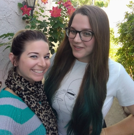 Erica Orr and Cayce Hanalei of Hanalei Artworks