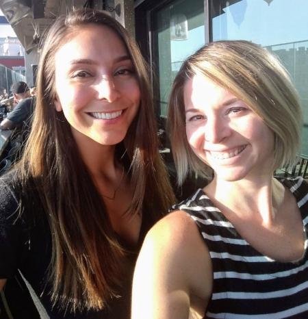 Erica and Lauren Siry