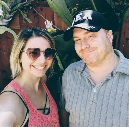 Erica and Josh McCann