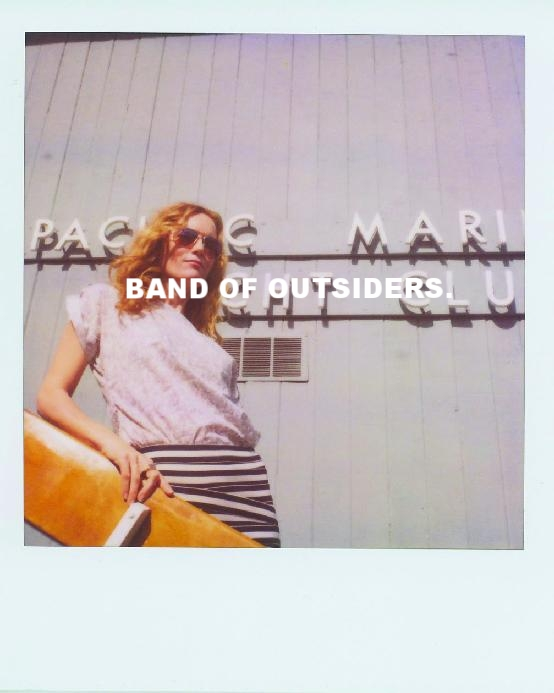 BAND OF OUTSIDERS.